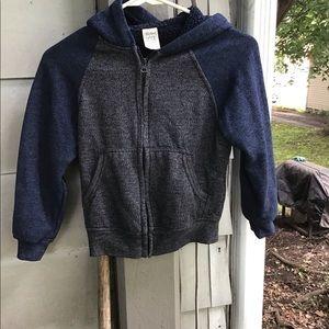 Boys Faded glory sweatshirt size 6 and 7